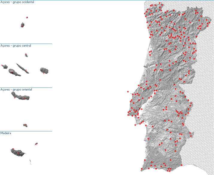 mapa portugal e ilhas Portugal mapa portugal e ilhas
